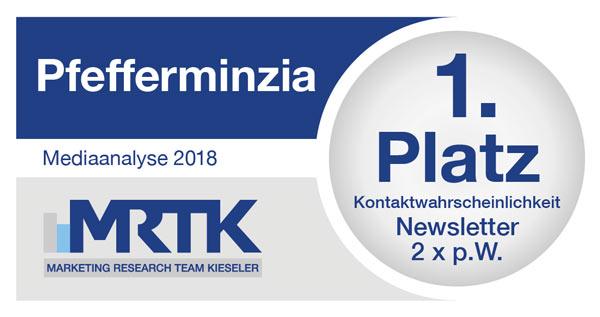 MRTK-Studie Siegel Reichweite