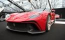 250.000 Euro teurer Ferrari abgefackelt