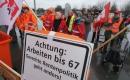Zwei Drittel der Deutschen wollen vor 67 in Rente gehen