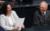 Nahles und Schäuble nennen erste Details