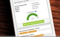 Neue App analysiert abfotografierte Versicherungsverträge