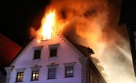 Wohngebäudeversicherung rettet im Brandfall vor dem Ruin