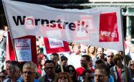 Verdi droht mit neuen Streiks in der Versicherungsbranche