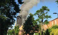 So sind Hochhäuser in Deutschland gegen Brände geschützt