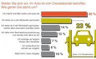 Die wenigsten Betroffenen würden ihren Autohersteller verklagen