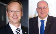Uwe Laue gibt Chefposten an Thomas Brahm ab