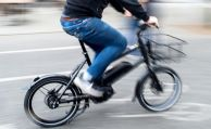 E-Bike-Fahrer von Polizei geschnappt
