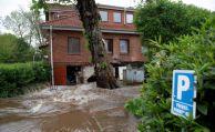 Zahlreiche Überschwemmungen nach Himmelfahrts-Gewittern