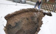 Muss das Haus im Boden verschwinden, bevor die Versicherung zahlt?