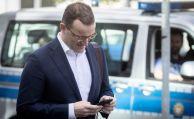 Gesundheitsminister Spahn kündigt mobile Gesundheitsakte an