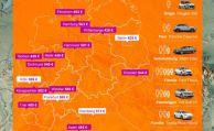 Sparpotenzial für Berliner Autofahrer am höchsten