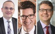 Helvetia Deutschland bekommt drei neue Geschäftsleiter