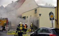 Familie bleibt nach Brand auf einem Teil der Kosten sitzen