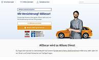 Allianz benennt Online-Versicherer Allsecur um
