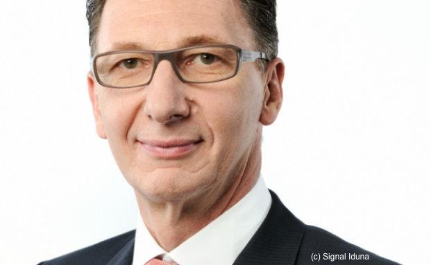 <b>Ulrich Leitermann</b>, Vorstandsvorsitzender der Signal Iduna Versicherung - 1404392835.Leitermann_Signal-Iduna_Pfeffi