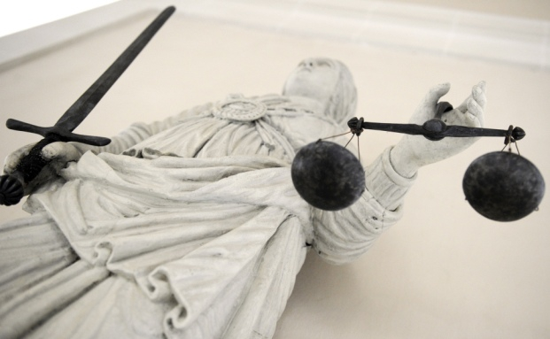 Justitia (Foto: Getty Images)