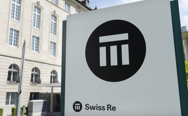 Sitz der Swiss Re in Zürich.