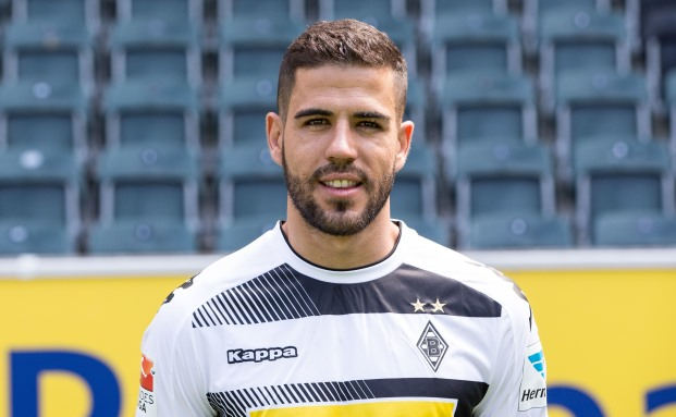 Gladbach-Spieler Alvaro Domingue