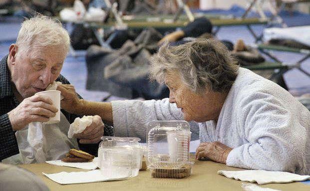 Laut Eurostat: Jeder fünfte Bundesbürger von Altersarmut bedroht
