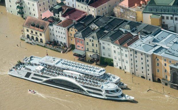 überschwemmung Pfarrkirchen