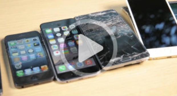 Diese Smartphones brechen schneller als das iPhone 6