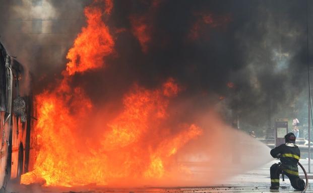 Versicherung lobt Prämie für Fassung von Brandstiftern aus