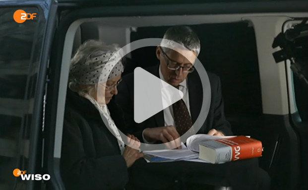WISO-Beitrag dokumentiert maue Beratung zum Thema Hausrat