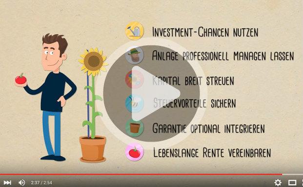 Diese Vorteile haben Fondspolicen