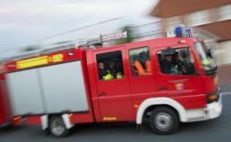 Wie Feuerwehrmänner versichert sind