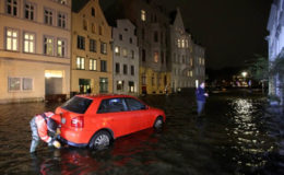 Sturmflutschäden sind nicht immer mitversichert