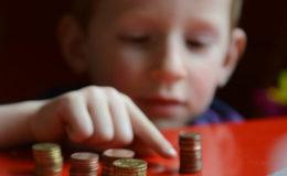 Finanzielle Sicherheit macht glücklich