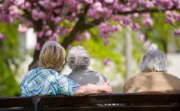Rentenkluft zwischen Männern und Frauen wird kleiner