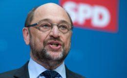 """Schulz wirft Union """"Arbeitsverweigerung"""" bei der Rente vor"""