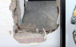 """""""Ein vier Quadratmeter großes Loch in der Wand, aber keine Beute"""""""