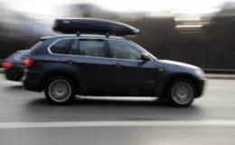Wer zahlt für eine aufgebrochene Auto-Dachbox?