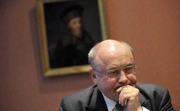 Friedrich von Metzler fordert aktienorientierte Altersvorsorge