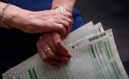 54.000 Rentner müssen erstmals Steuern zahlen