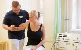 Frauen sind öfter in physiotherapeutischer Behandlung