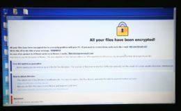Bisher größter Angriff im Jahr 2017 durch WannaCry