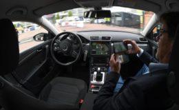 Wie autonomes Fahren die Versicherungsbranche revolutionieren könnte
