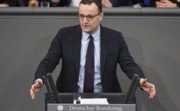 Drei Projekte will Minister Spahn bis Sommer umsetzen