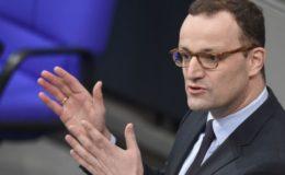 Gesundheitsminister Spahn fordert Beitragssenkungen
