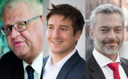Drei Experten, zwei Tage, ein Thema