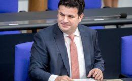 Bundesarbeitsminister Heil gegen pauschale Anhebung