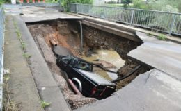 2,5 Millionen Euro für Opfer der Unwetter im Saarland
