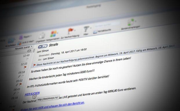 BSI warnt vor Schadsoftware Emotet
