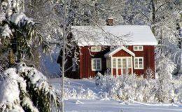 Schneeschippen vorm Ferienhaus – Pflicht oder nicht?