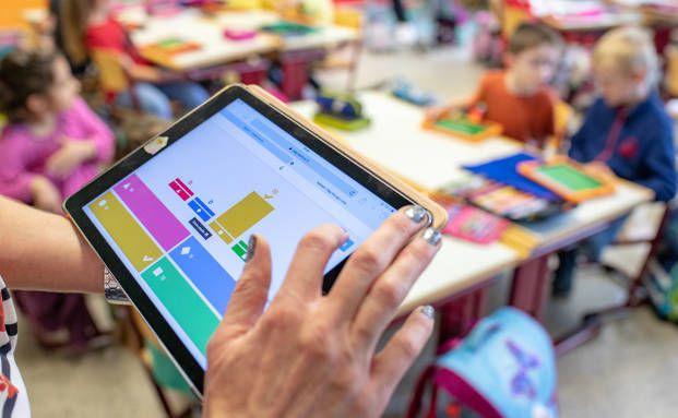 Lehrer hinken dem technischen Fortschritt nicht hinterher