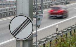 """Unfallforscher der Versicherer halten Tempolimit für """"diskussionswürdig"""""""