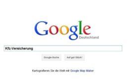 Diese Versicherungen googeln die Deutschen am häufigsten